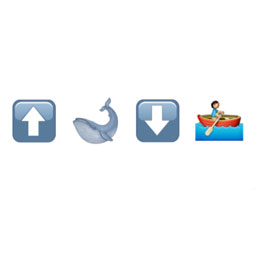 Solve the emoji level 151 175 answers for Big fish in a small pond game