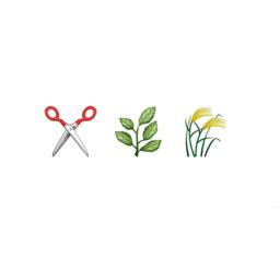 Cutting Grass Emoji