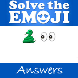 Solve The Emoji Answers